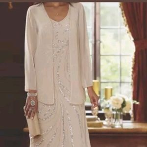 Dresses & Skirts - Mother of the Bride/Groom gown